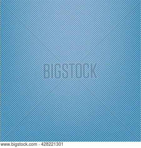Blue Denim Textured Background. Denim. Vector Illustration.