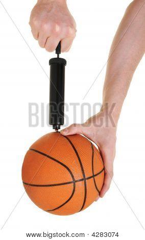 Pumping Up Basketball