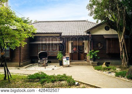 May 2, 2021: Jinghsinyuan, Former Songshan Sanatorium Superintendents Dormitory, Was Built In 1935 D