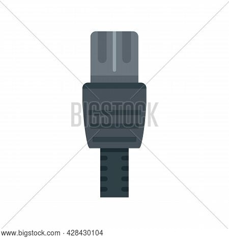 Lan Cable Icon. Flat Illustration Of Lan Cable Vector Icon Isolated On White Background