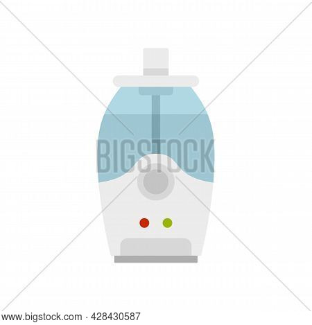 Air Humidifier Icon. Flat Illustration Of Air Humidifier Vector Icon Isolated On White Background