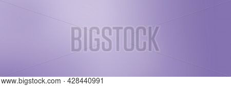 Abstract Gradient Color Background. Lavender Purple Color Mix With Sleet Gray. Background Color For