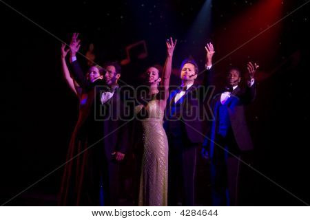 Ncl Players Singing