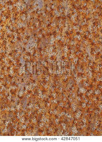 Rusted Steel Pattern