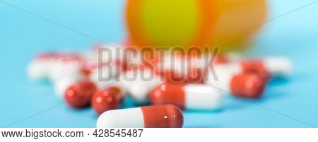 Capsule with vitamins or biological additives, Dietary supplement