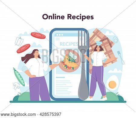 Tasty Fried Eggs Online Service Or Platform. Scrambled, Fried,