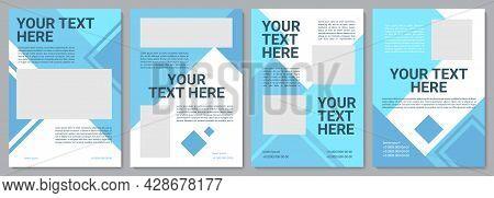 Business Offering Brochure Template. Business Strategy. Flyer, Booklet, Leaflet Print, Cover Design