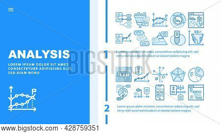 Geodesy Equipment Landing Web Page Header Banner Template Vector. Odometer And Marking Peg, Picket A