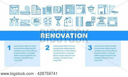 Callus Remover Tool Landing Web Page Header Banner Template Vector. Callus Remover And Adhesive Plas