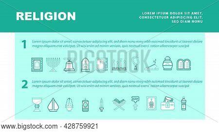 Food Additives Formula Landing Web Page Header Banner Template Vector. Corn Syrup And Sugar Substitu