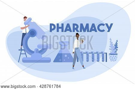 Pharmacy Is The Science Or Practice Of The Preparation And Dispensing Of Medicinal Drugs, Research O