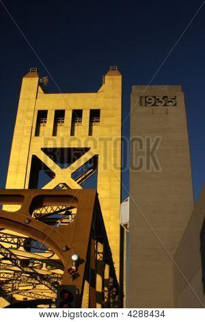 Sacramento, California, Tower Bridge