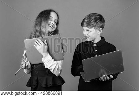 Child Using Pc. Life Online. Social Networks And Blog. Modern Information Source. Surfing Internet.