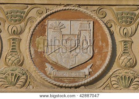 Sibiu county, coat of arms