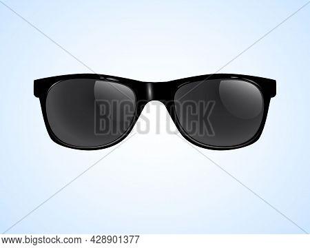 Sunglasses Vector Isolated Illustration Background. Sunglasses Vector Isolated Illustration Backgrou