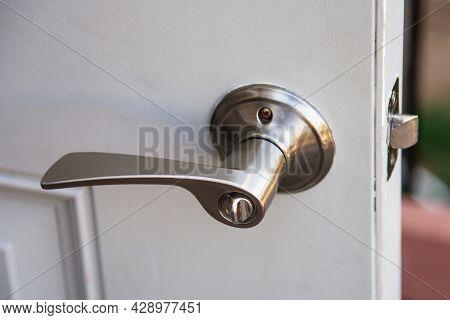 Modern Style Door Handle Door Handle Element Metal