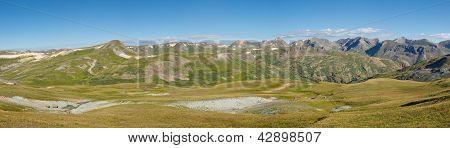 Alpine Tundra Panorama