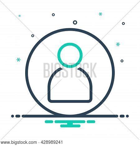 Mix Icon For Avatar Incarnation Embodiment Personification Reincarnation Palingenesis