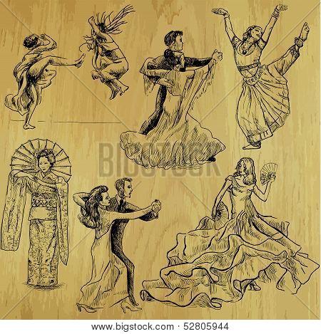 Dancers - I