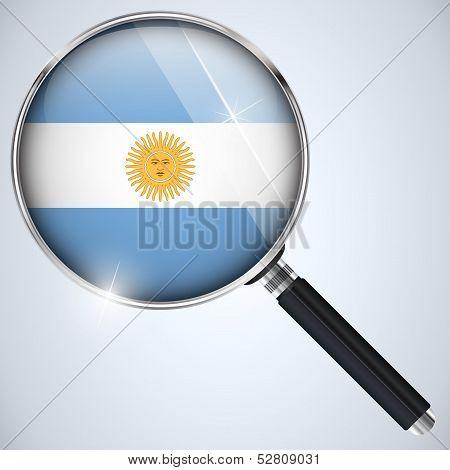 Nsa Usa Government Spy Program Country Argentina