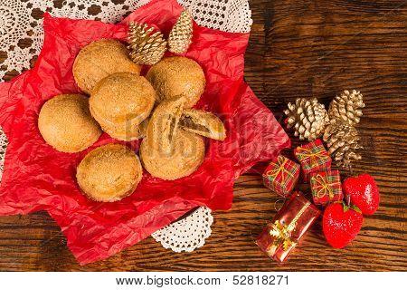 Festive Pumpkin Cookies