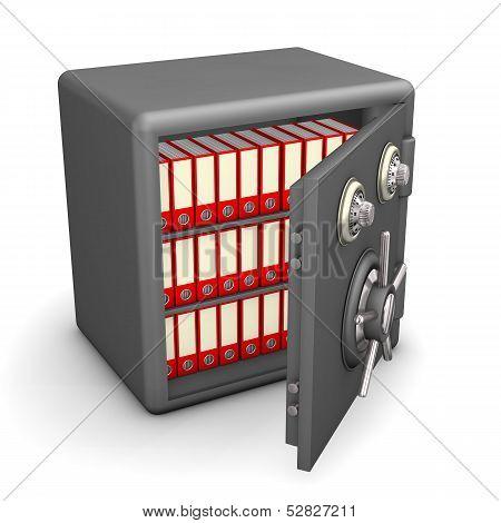 Folders Safe