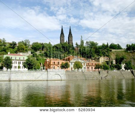 Prague, Capital Of Chech Republic.