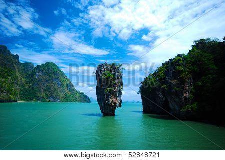 Pp Island, The Popular Beach In Thailand