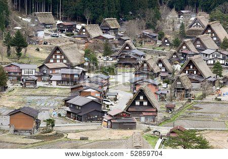 Shirakawago World Heritage Site, Japan