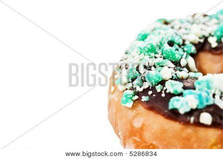Candy Coated  Doughnut