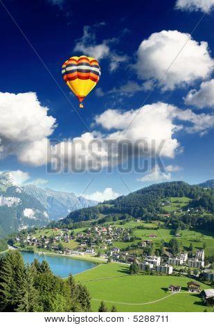 A Small Switzerland Village