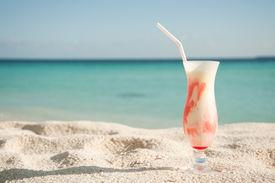 Cocktail On Sand
