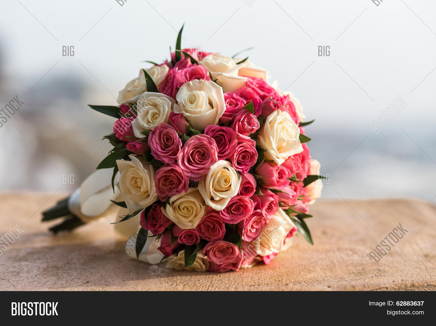 Wedding Bouquet Red Image Photo Free Trial Bigstock