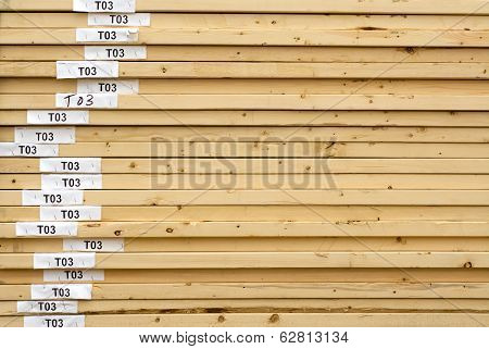 Wood 2 x 4 Delivery