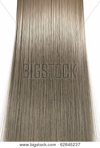Blonde Hair Perfect Straight