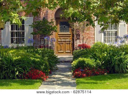 Elegant entrance 9