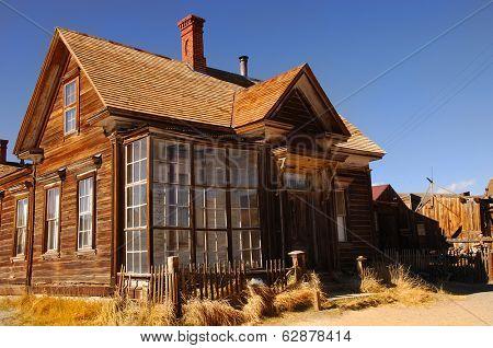 Vintage Ghost town store in Bodie, California