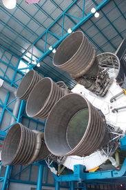 Apollo/saturn V Engines