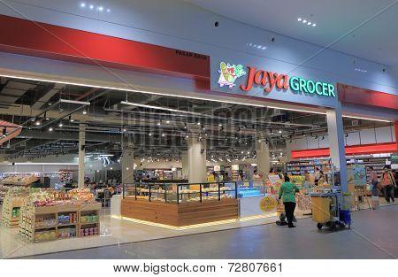 Jaya Grocer Supermarket Kuala Lumpur