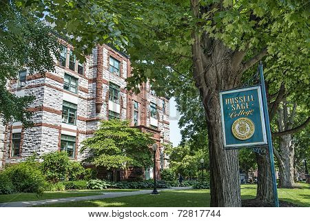 Russell Sage College - Troy NY