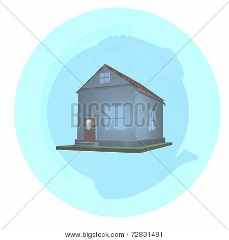 House In A Bubble