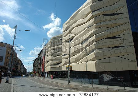 Mm Shopping Centre In Poznan, Poland