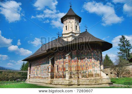 Painted Orthodox Church