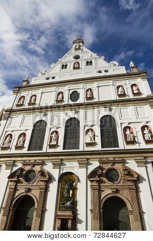 St Michael's Church, Munich