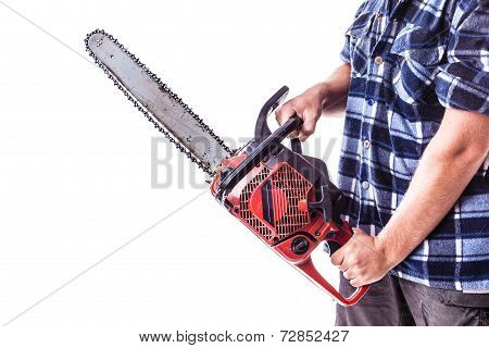Manly Chainsaw