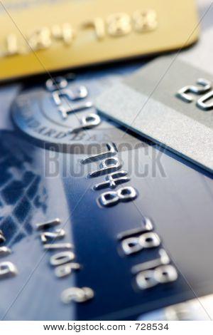 Tło karty kredytowej