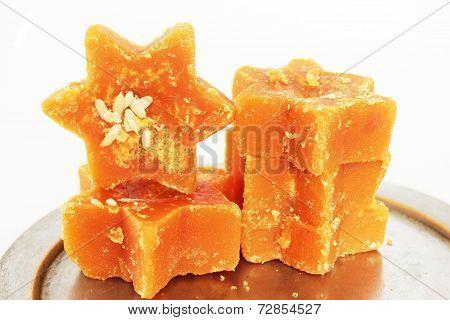 Sugarcane Hard Molasses Or Jaggery