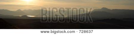 Highland Dusk