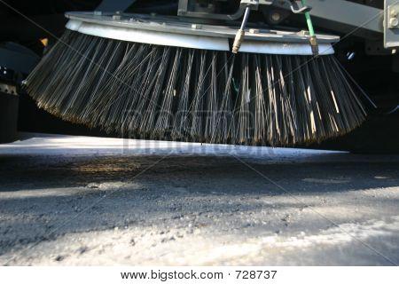 Street Sweeper Brush