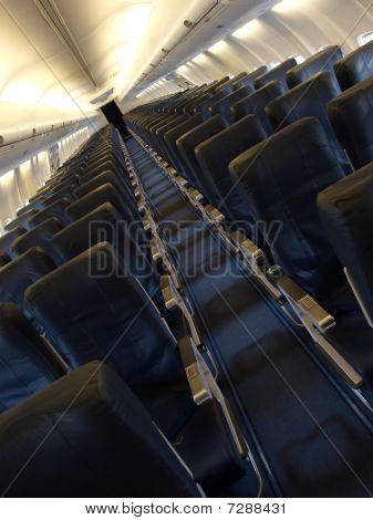 Airliner interior